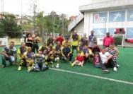 5S Tintas é a campeã do Futebol Society dos JAISAM 2015 - 7 de outubro de 2015