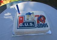Aniversário de 70 anos do G.U.S