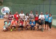 Chega ao final o Torneio de Tênis UZE 2015