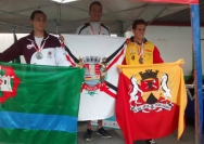 Equipe de Natação conquista 3º Lugar Masculino e Feminino