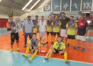 Futsal JAISAM 2017