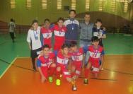 G.U.S vence Torneio Olé São Roque de Futsal, categoria Sub 12 2015)