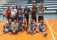 JAISAM: Futsal 2018