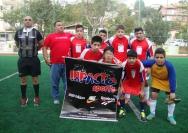 Olimpíadas Gremistas 2014 Futebol Society