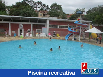Piscina recreativa